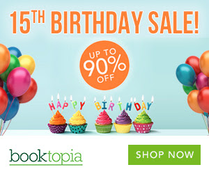15th Birthday Sale!
