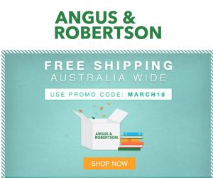 Angus & Robertson Bookworld