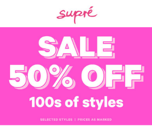 Sale just got sweeter, babe!
