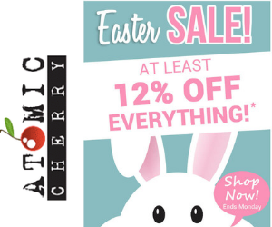 Our Easter SALE!