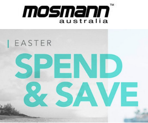 Easter Spend & Save Sale