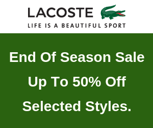 End of Season Sale on now.