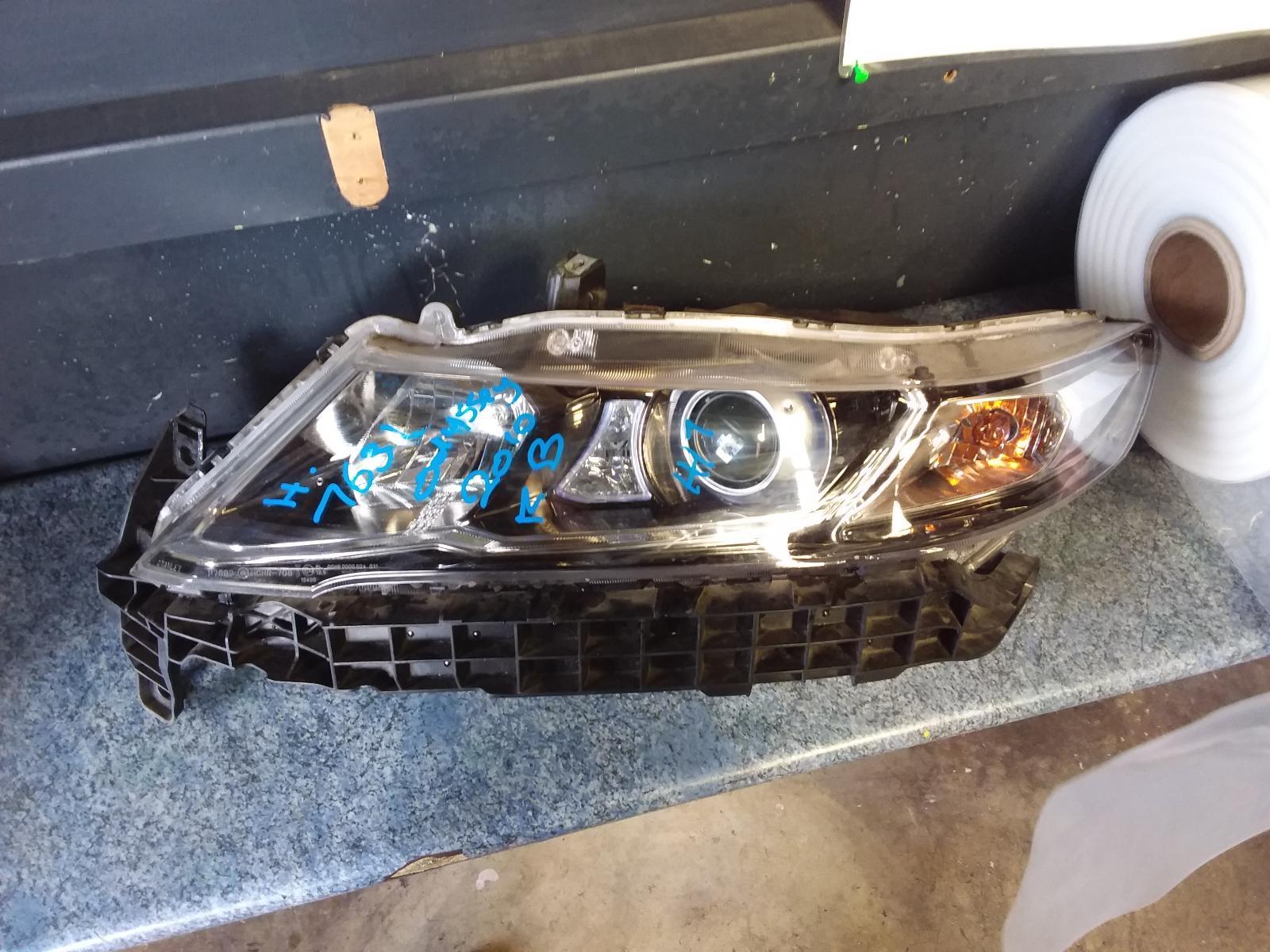 View Auto part Left Headlamp Honda Odyssey 2010