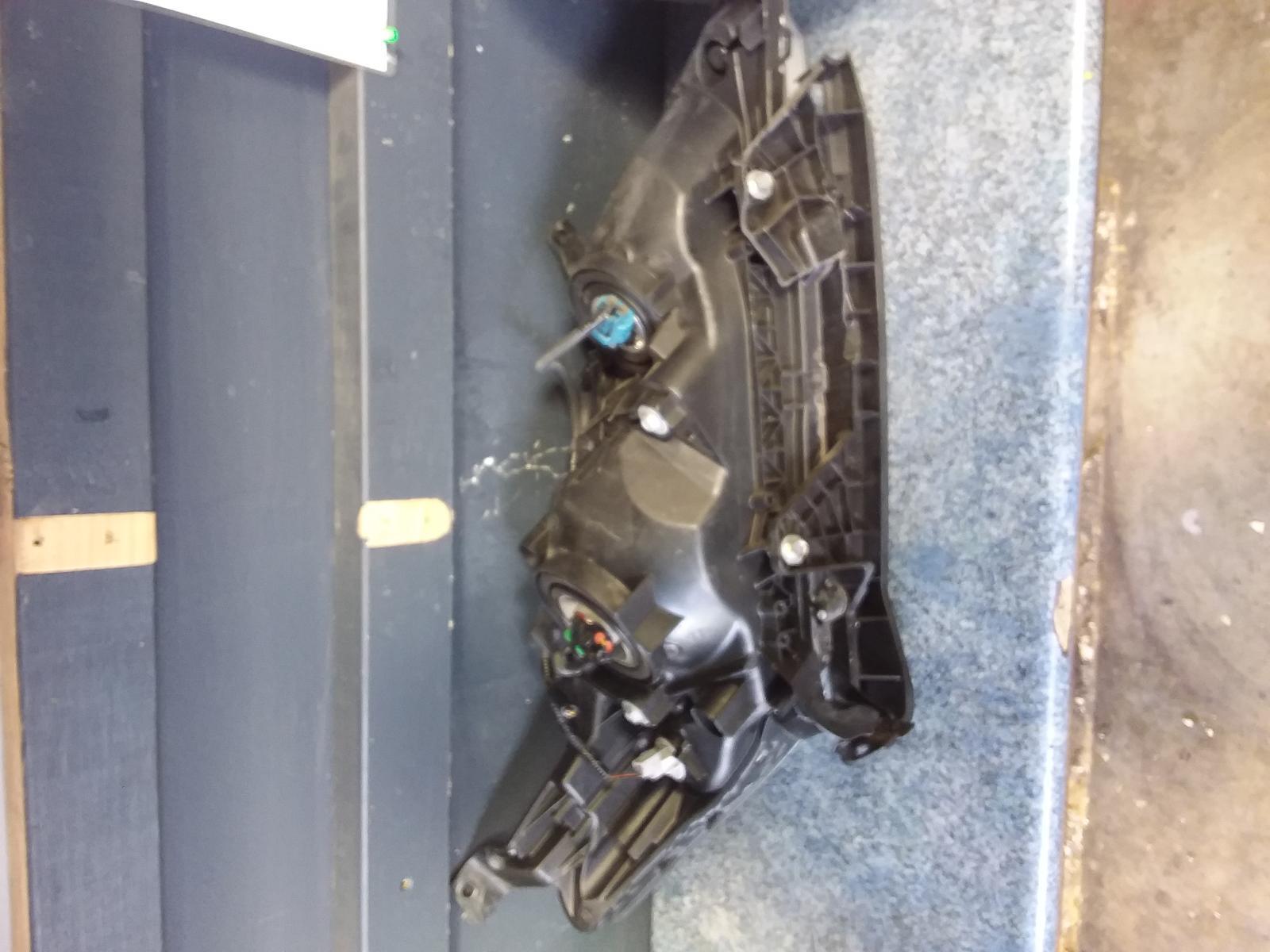 View Auto part Left Headlamp Honda City 2014