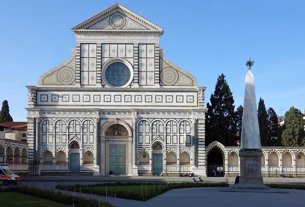 Facade Santa Maria Novella