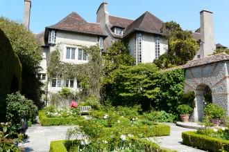 Gertrude Jekyll Garden at Le Bois des Moutier, France