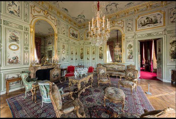 Interiors Chateau de Champs sur Marne