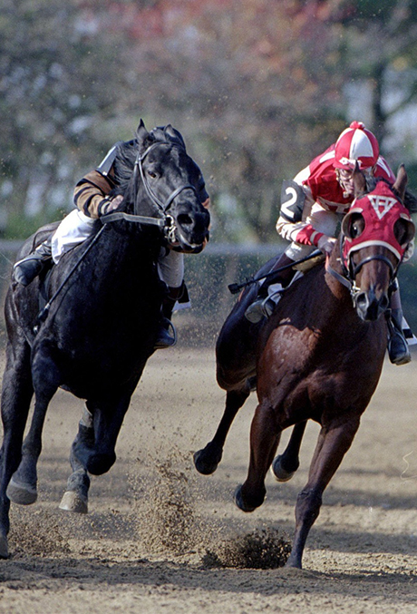From the movie Seabiscuit, Photo © Universal/Everett/ Rex Features