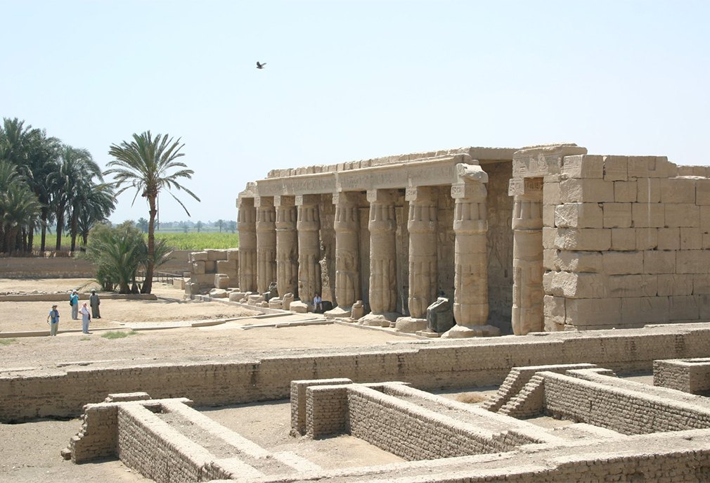Abydos and the Osirion Temple