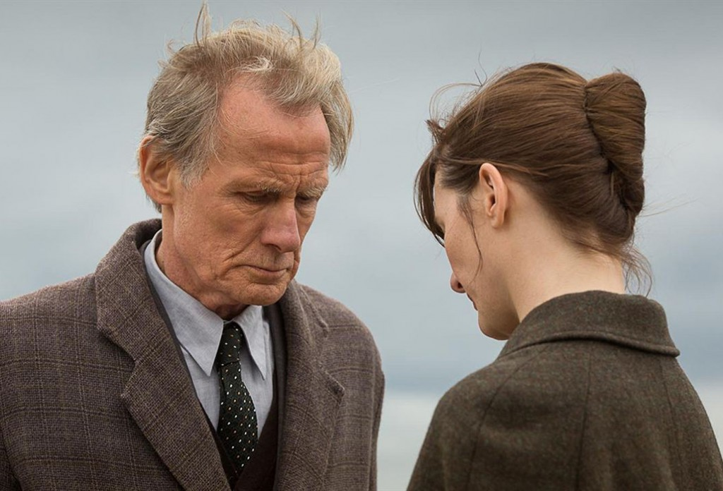 Bill Nighy & Emily Mortimer