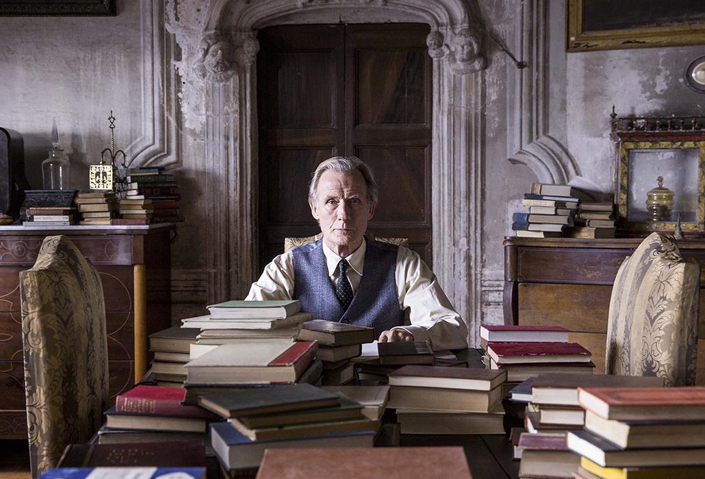 Bill Nighy, The Bookshop