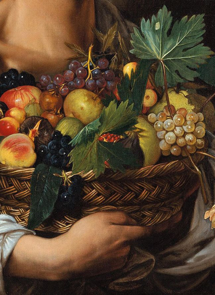 Caravaggio Detail