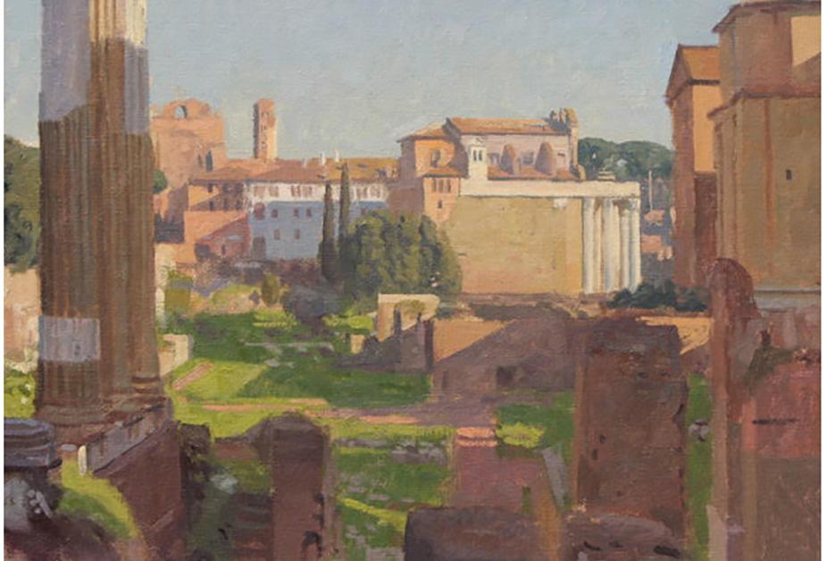 Detail Rome Scene Henderson