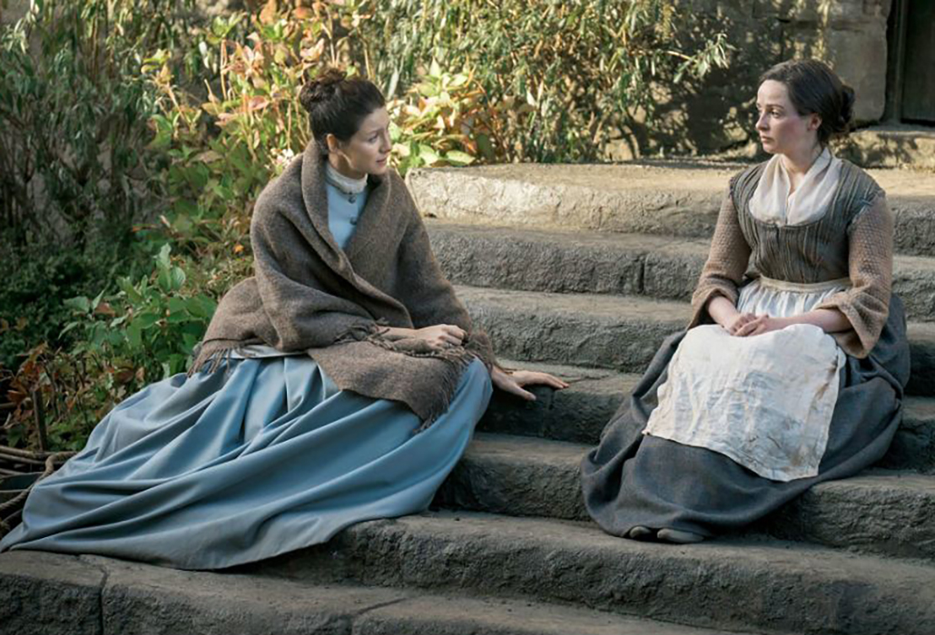Claire and Jenny 1