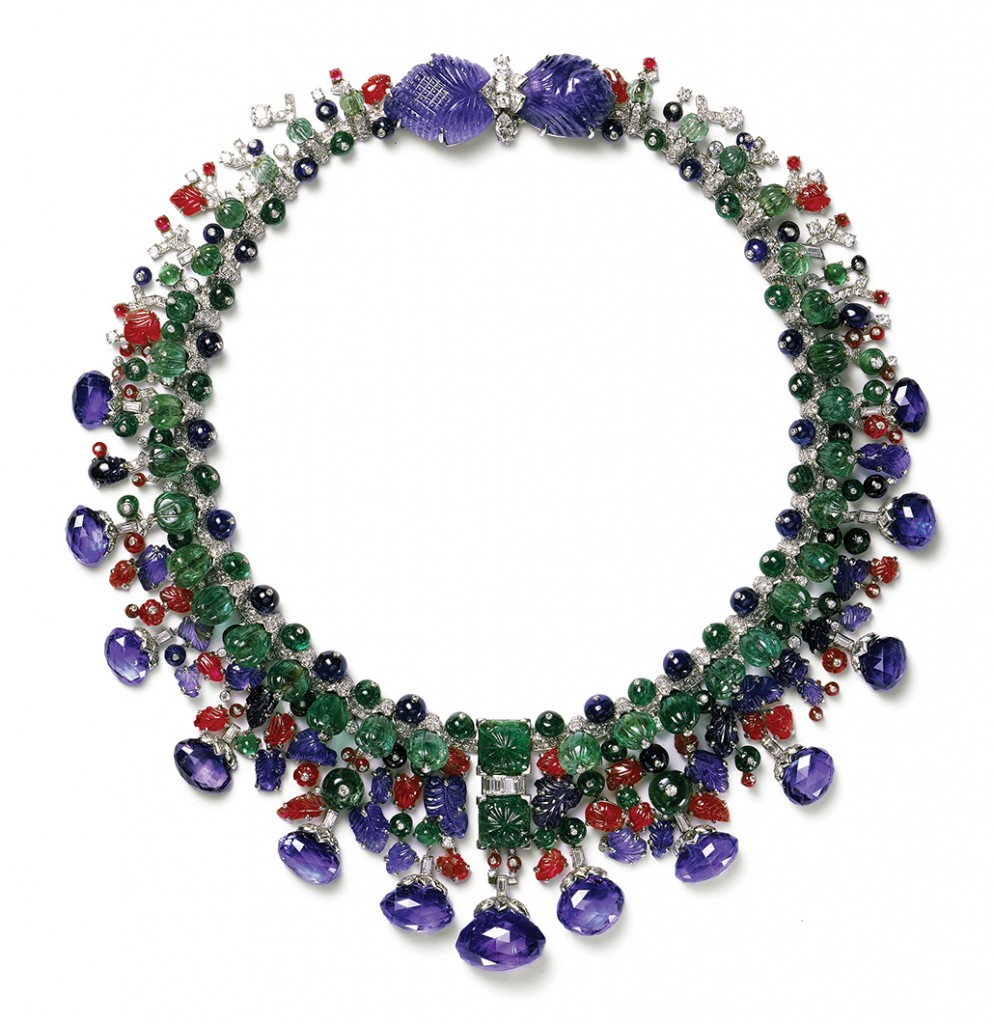 Tutti Frutti Necklace by Cartier