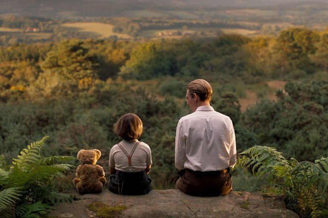 Goodbye Christopher Robin – Bittersweet Tale of Childhood