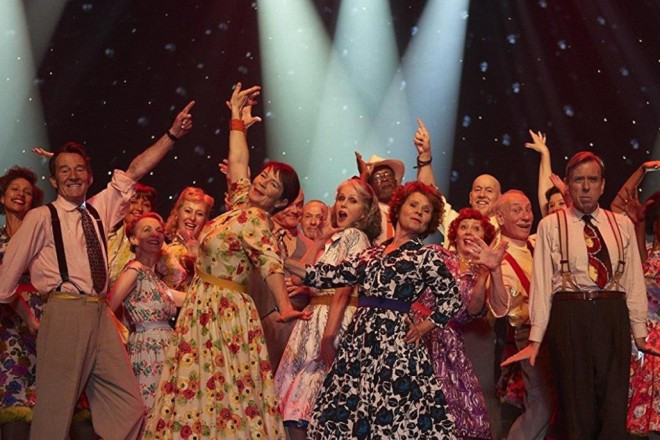 British Film Festival: Finding Your Feet – A Leap of Faith