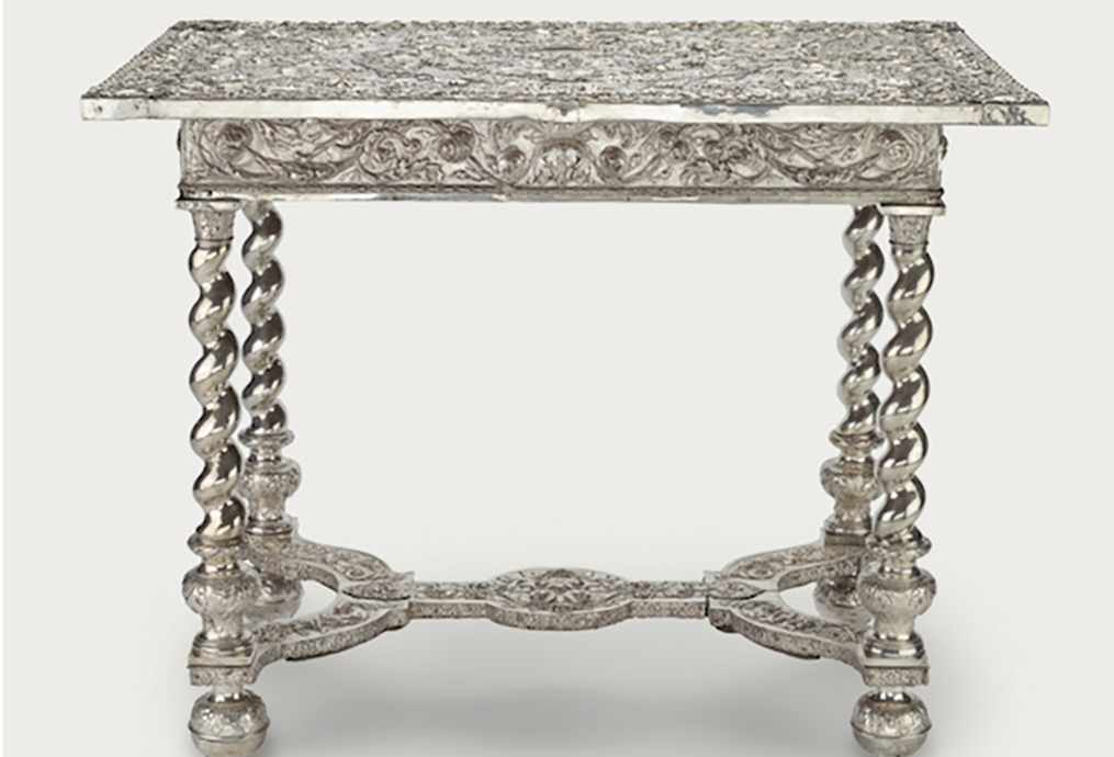 Table Silver