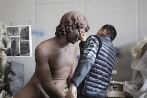 Zhen Sculpture