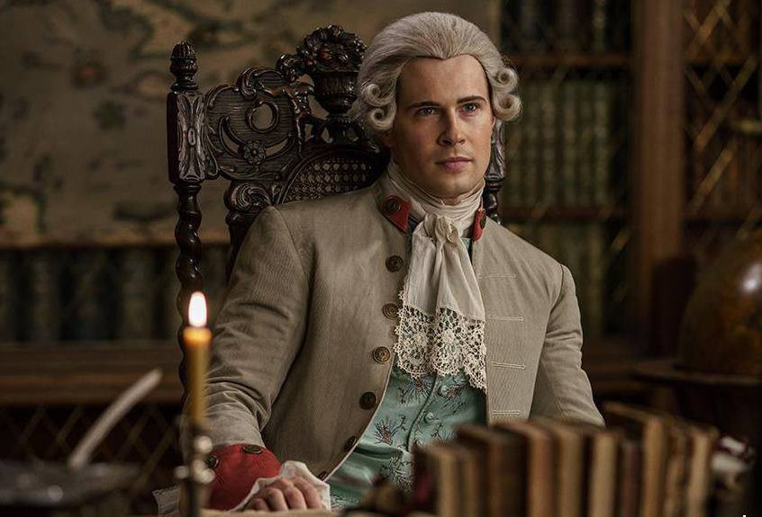 Lord John Grey Best