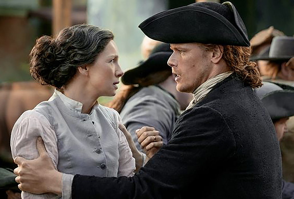 Claire and Jamie B