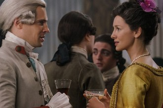 Claire and Lord John