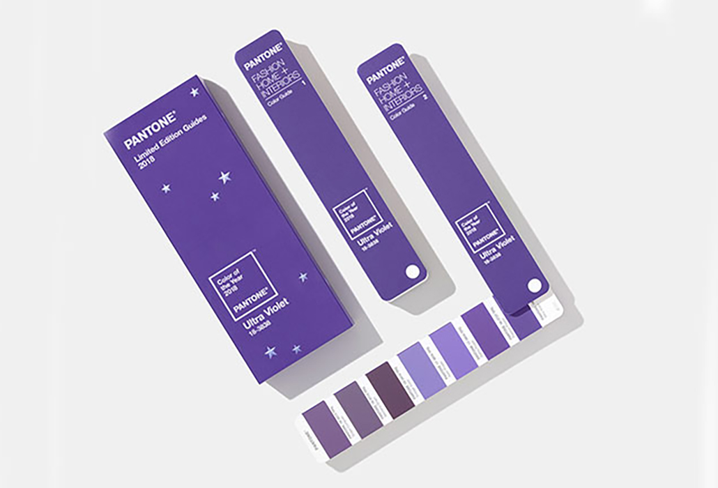 Pantone Ultra Violet 2