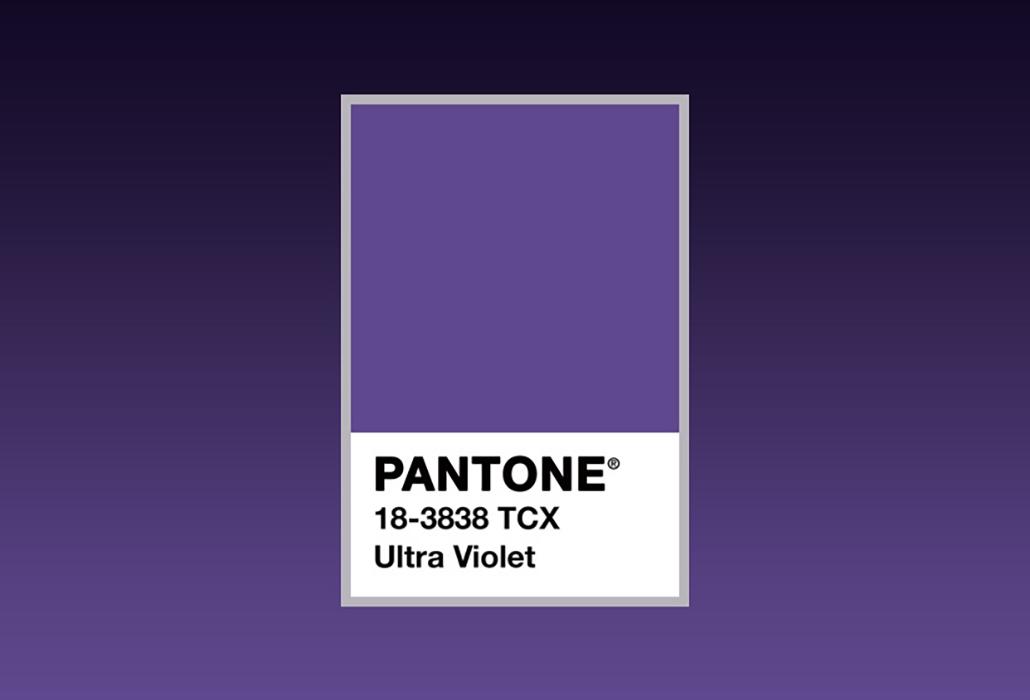 Pantone Ultra Violet