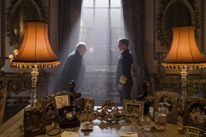 Darkest Hour – Mobilizing the English Language to Inspire