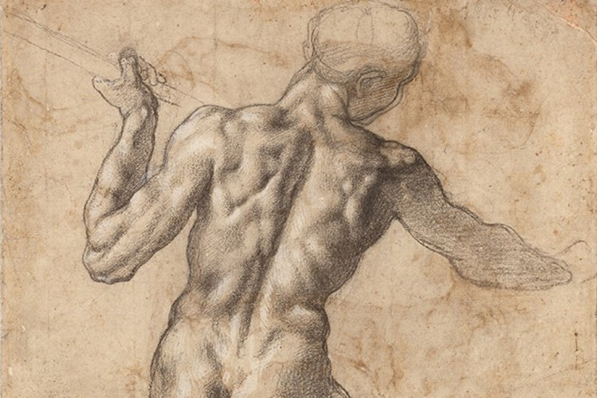 Michelangelo: Divine Draftsman and Designer, by David Rankin