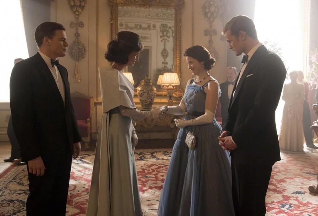 The Crown, Season 2: Episode 8: International Relationships