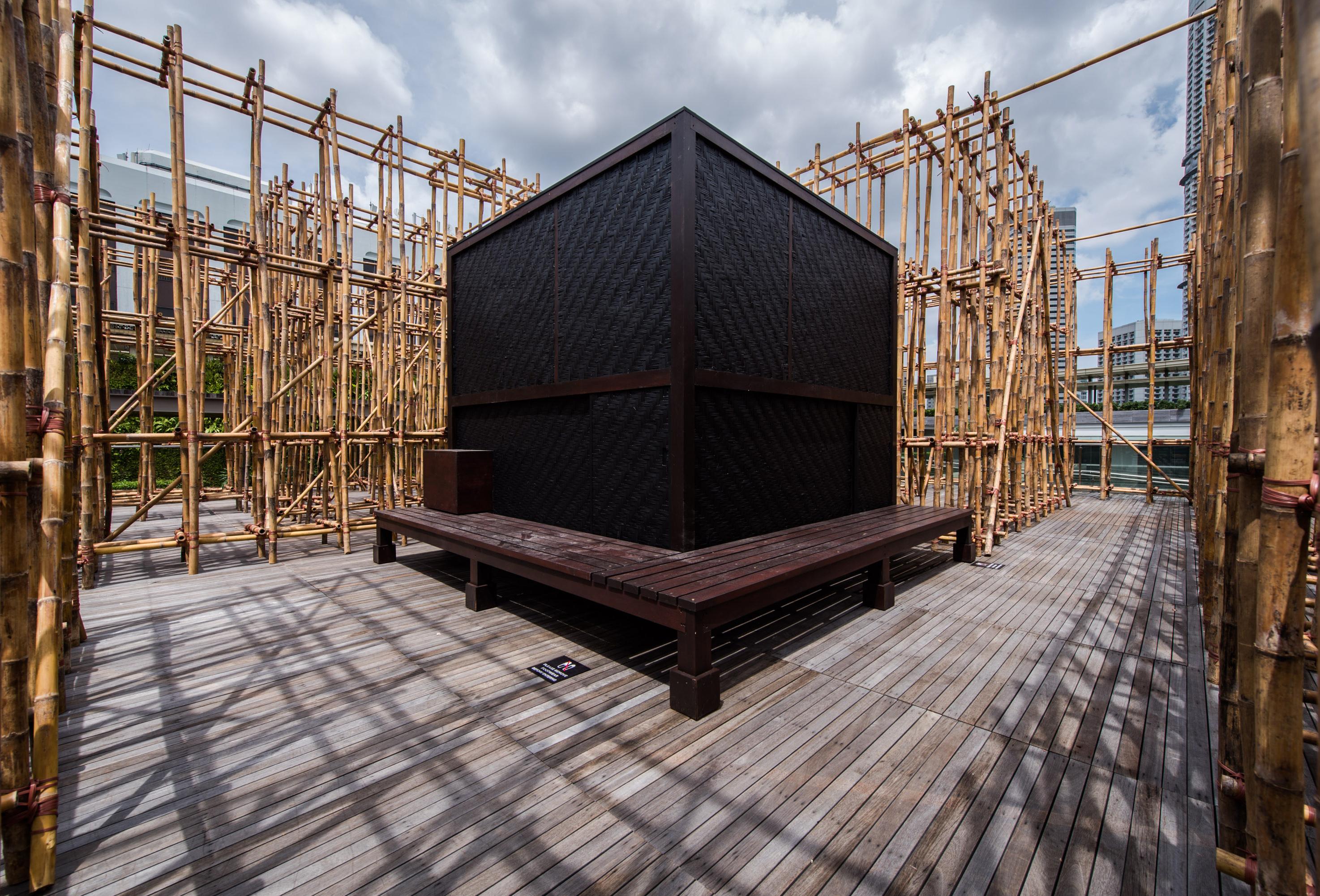 Bamboo Maze 10