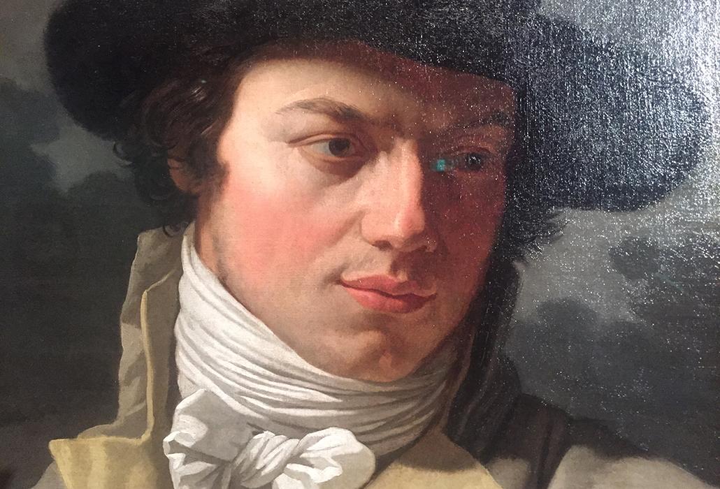 Head of Man 1795 Felton Bequest
