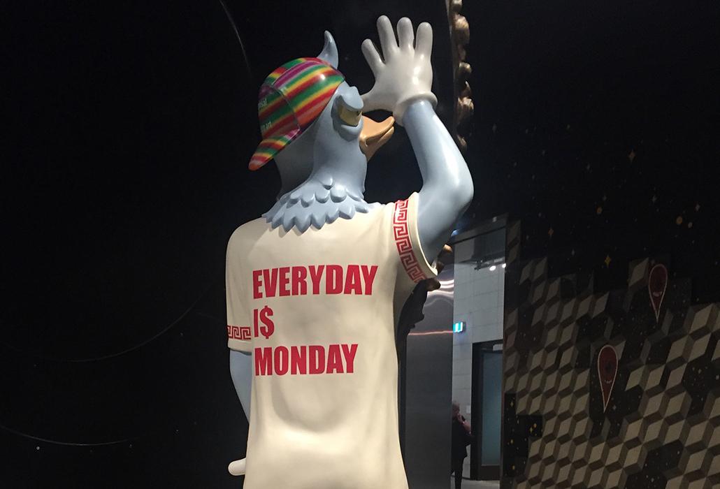 Everyday is Monday