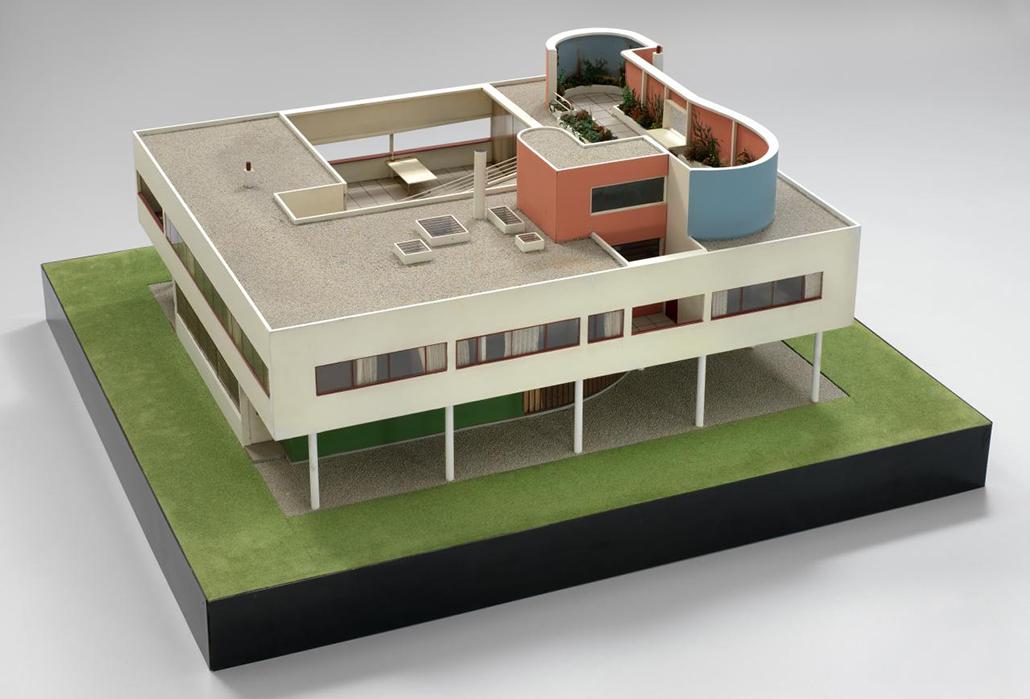 MoMA 9 Le Corbusier