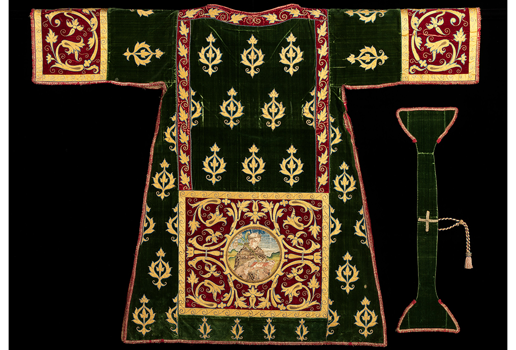 Dalmatic The Met NY