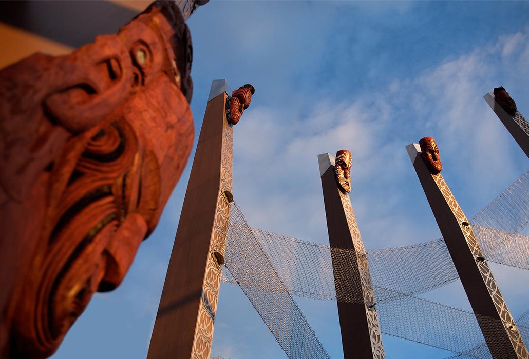 Rotorua Architecture