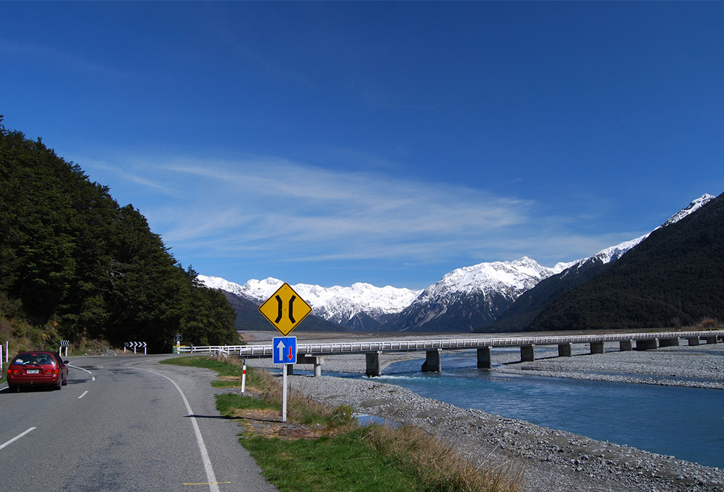 Arthur's Pass National Park, Canterbury, Tourism NZ