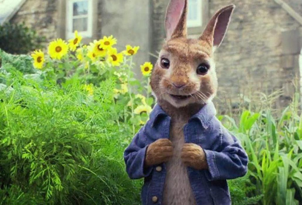 Peter Rabbit 1