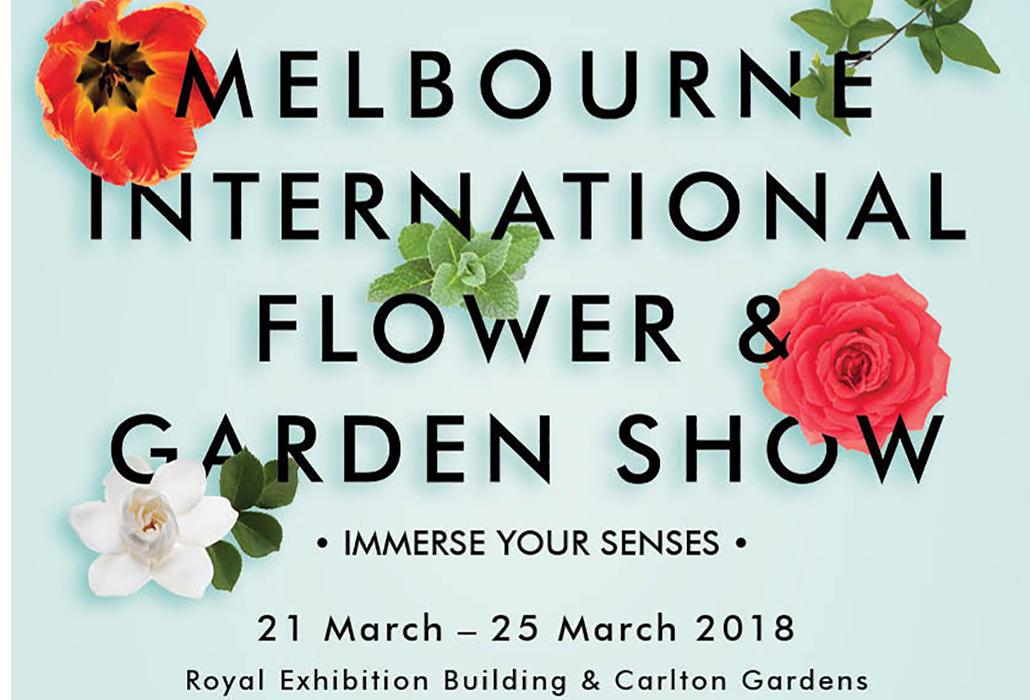 Banner flower show