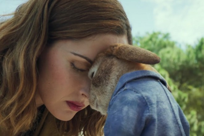 Peter Rabbit: A Rascally Bunny Re-Invented for the Next Gen