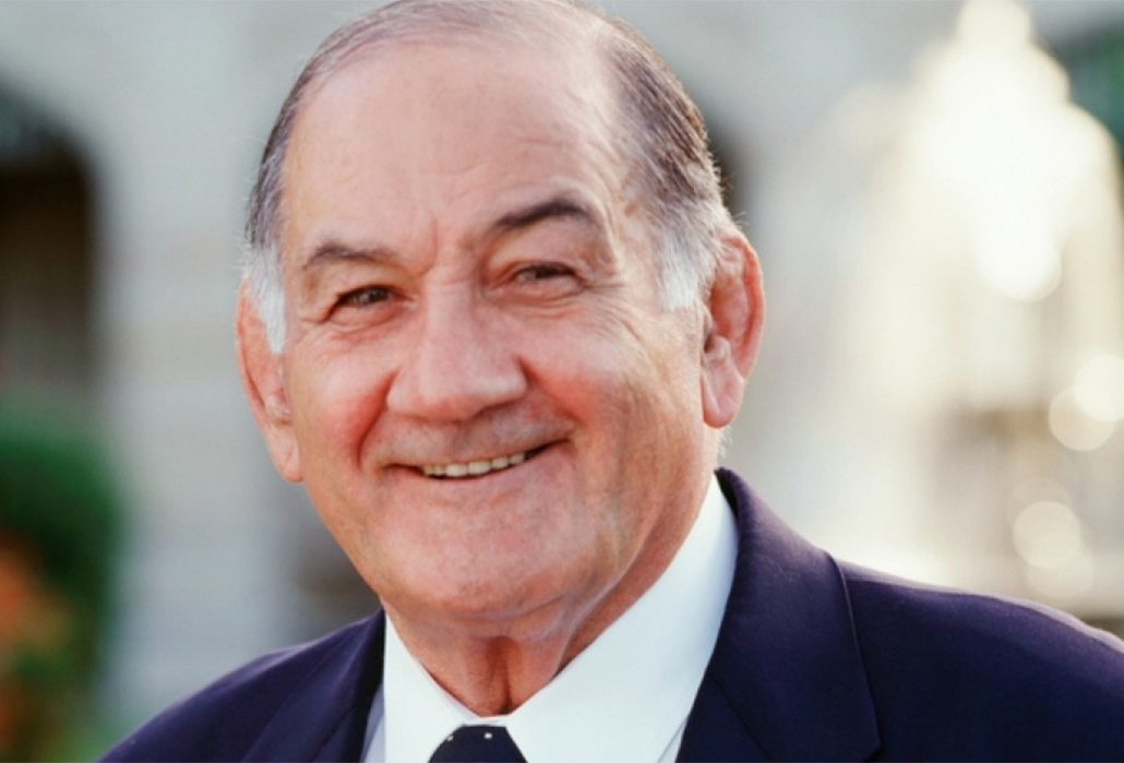 Sir Nick Shehadie