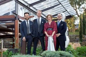 Brandenburg Quartet