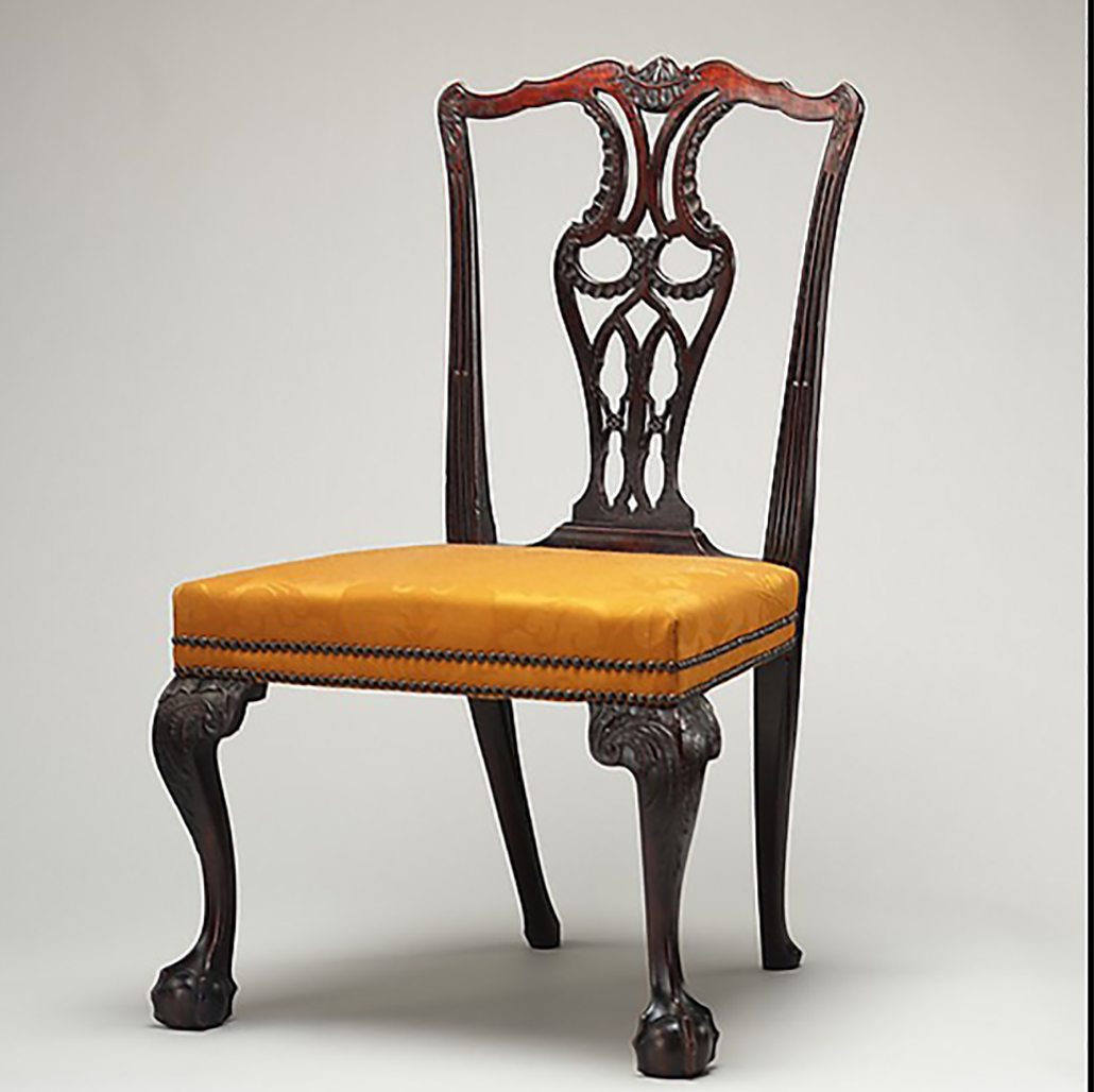 Chippendale 1770-90 New York