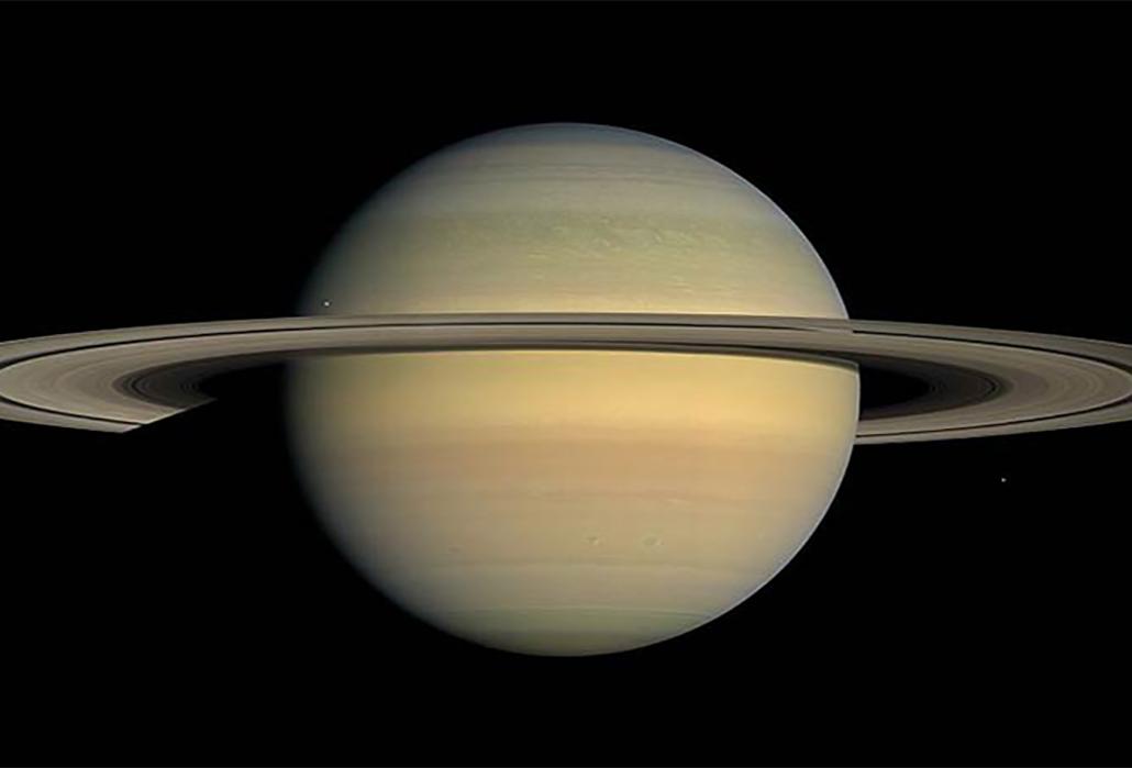 Saturn Planet 3