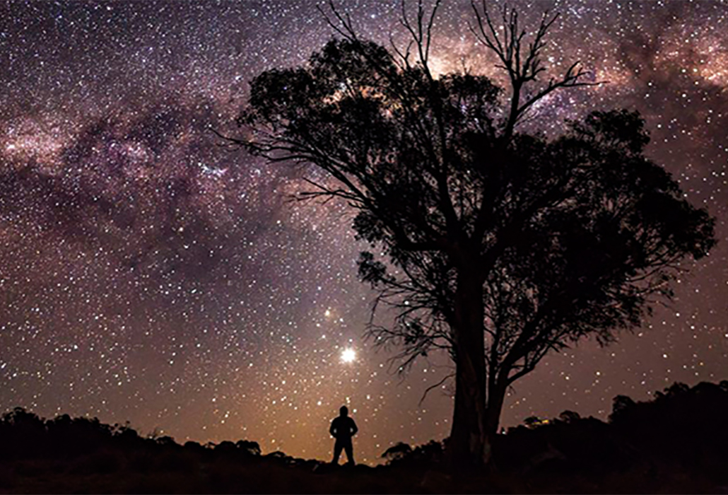 Stargazing Live Looking Up To The Future In Australia