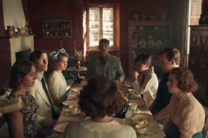 The Durrells Ferrari Family