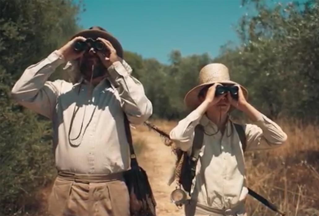 The Durrells Birdwatching