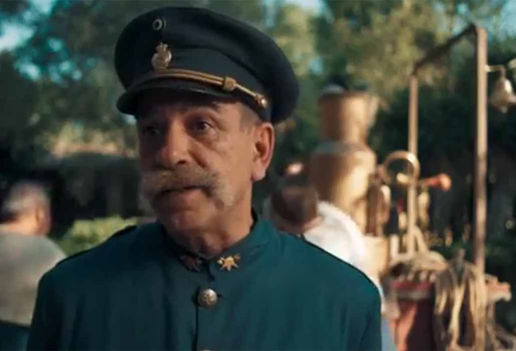 The Durrells Fire Chief