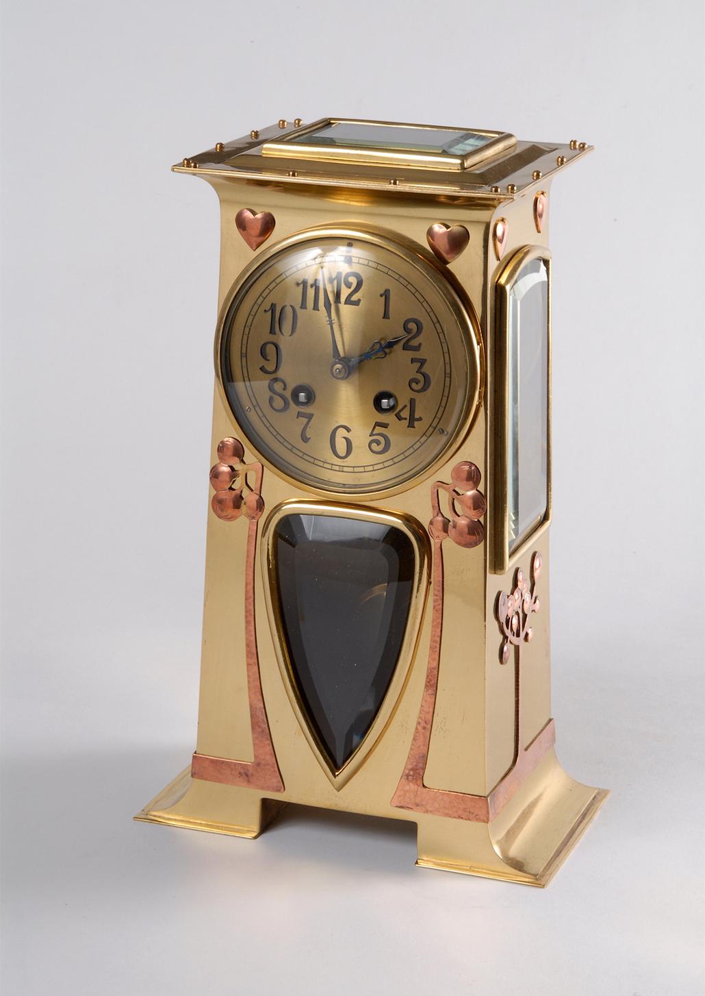 Art Nouveau Clock